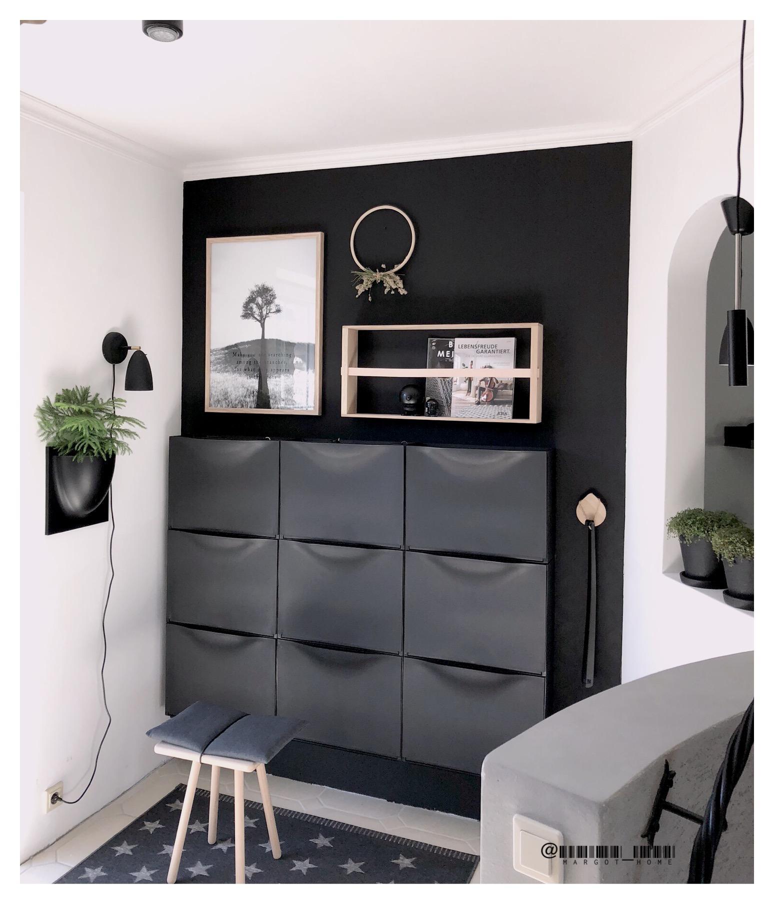 schuhregal schmaler flur amazing landhaus online kaufen avec schuhregal offen schmal et. Black Bedroom Furniture Sets. Home Design Ideas