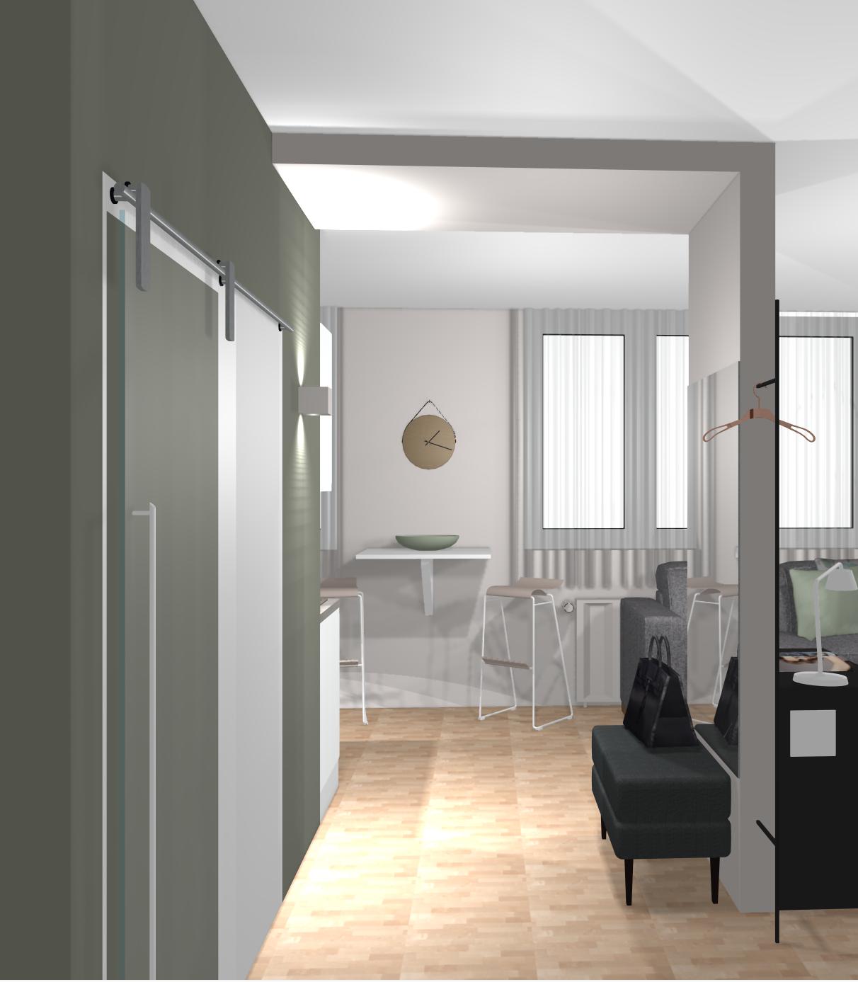 Kleine Wohnung einrichten • Bilder & Ideen • COUCH