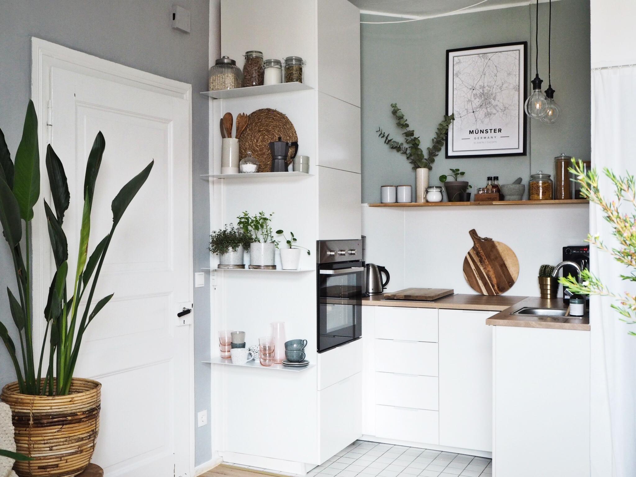 Kleine Küchen Größer Machen So Gehts