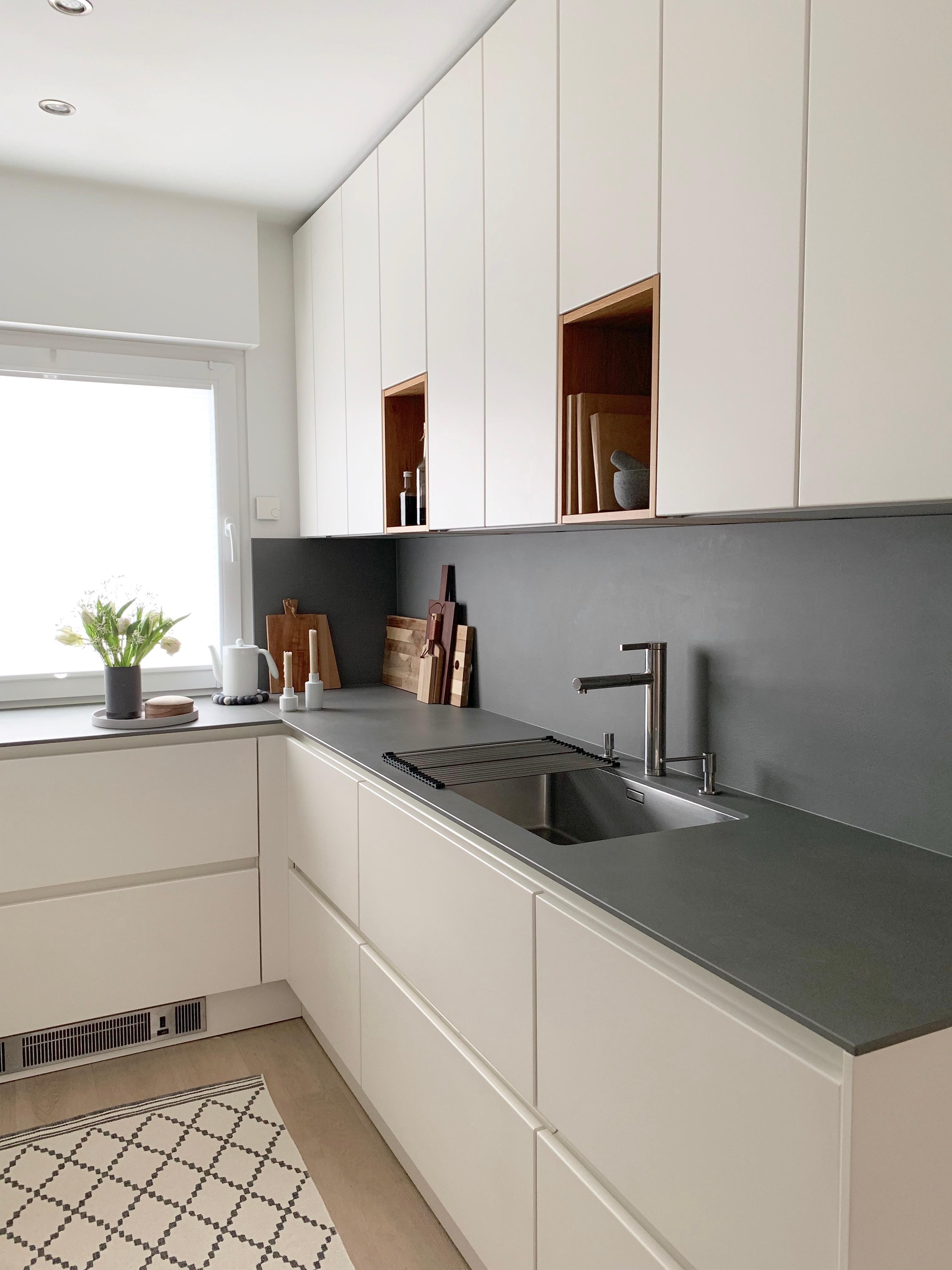 Berühmt Kleine Küchen größer machen: So geht's! OF35