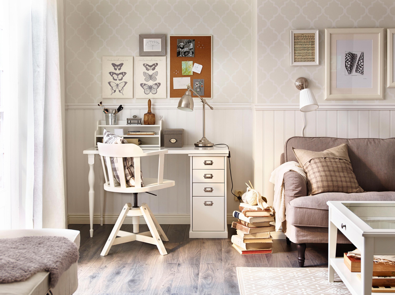 Drehstuhl weiß holz  Drehstuhl aus Holz • Bilder & Ideen • COUCHstyle