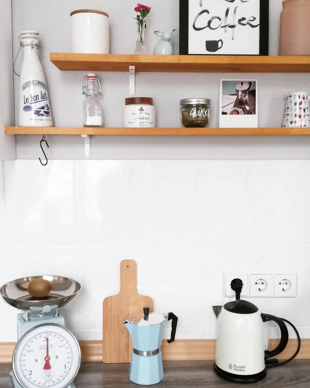 Kleiner Gruß aus der Küche 💛 #küche #küchenliebe #k....