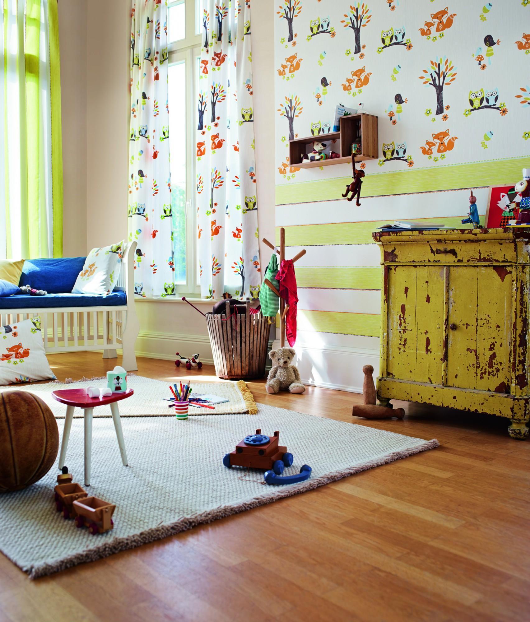 Kommode im Shabby Chic für das Kinderzimmer #hocker ...