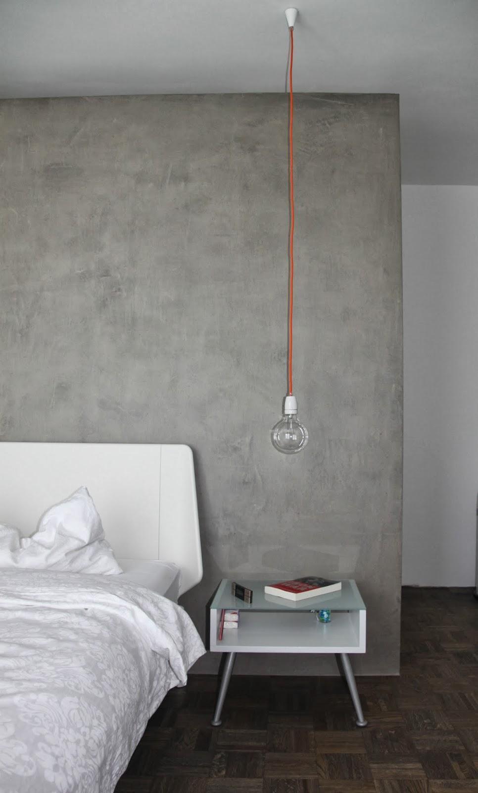 Puristische einrichtung bilder ideen couchstyle - Nachttisch beton ...