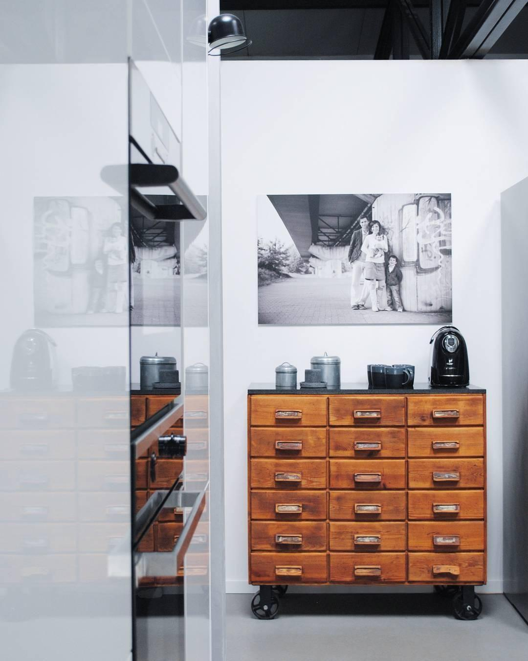 kche apothekerschrank kchenschrank kitchen loft loftinterior vintage vintagembel - Kchenschrank Ideen Fotos