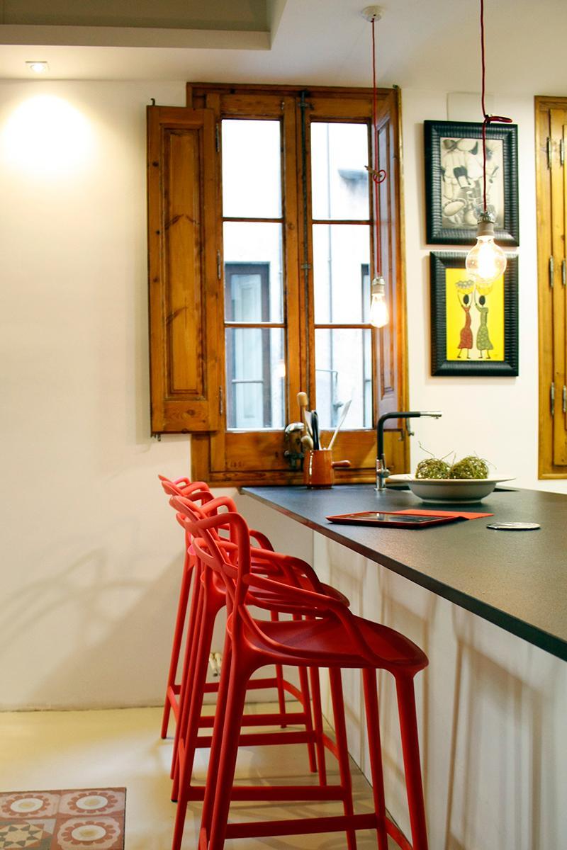 Küche #barhocker #küche #hocker #hängeleuchtenglühbi...