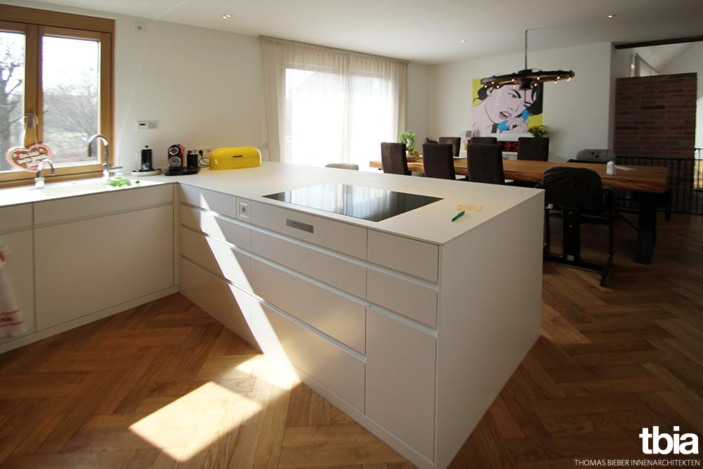 Küche, Esszimmer #küche #küchenblock ©E. Beck/ tbia ...