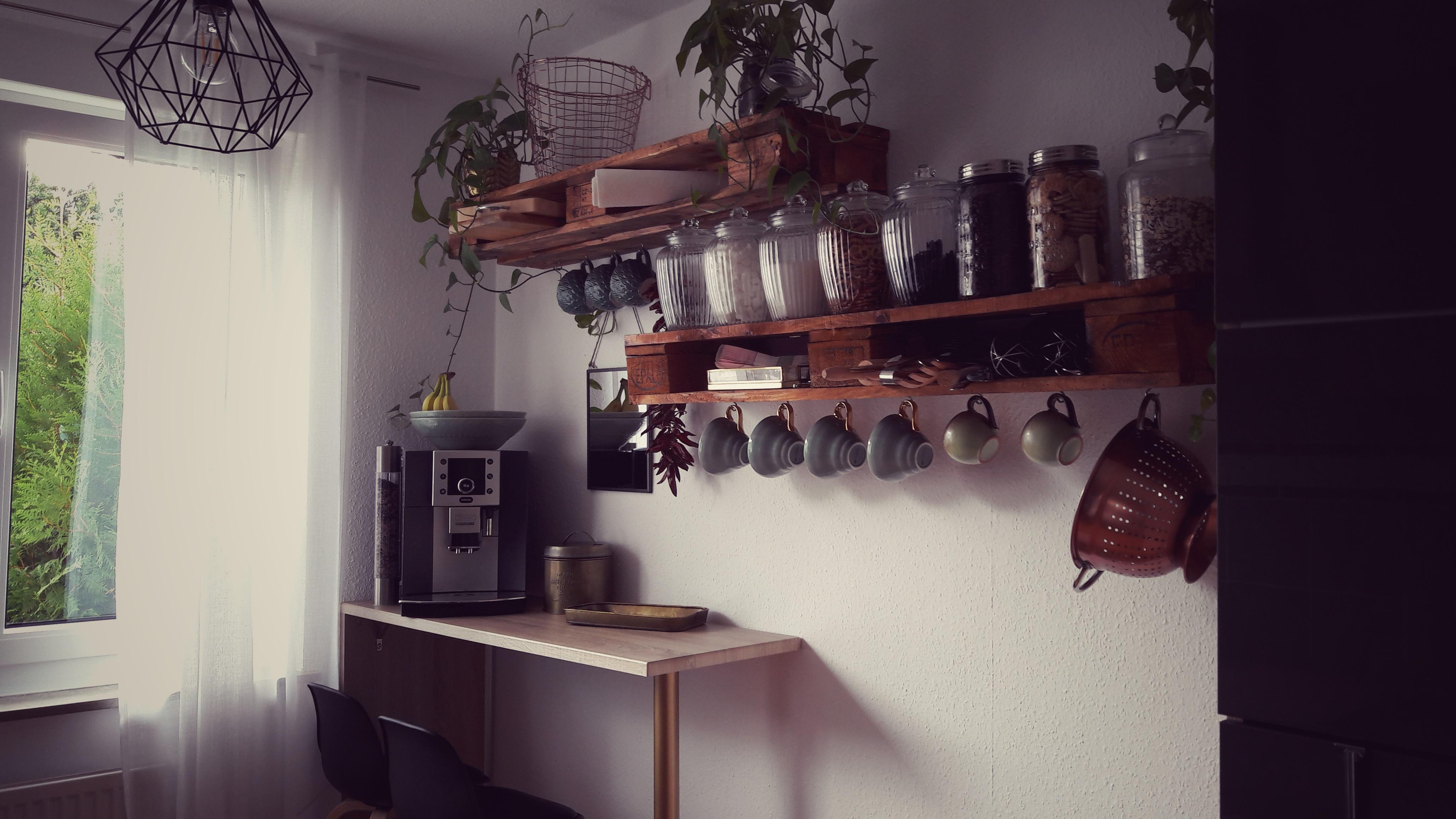 Kuche Europalette Diy Bar Barhocker Grau Couch