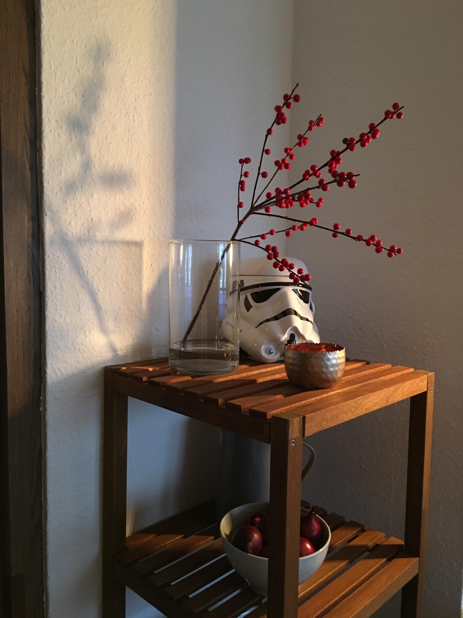 #küche #ilex #minimalism #kitchen #light #sonnenstrahlen #starwars #stormtrooper #scandi #winter #nordic #hej #hygge