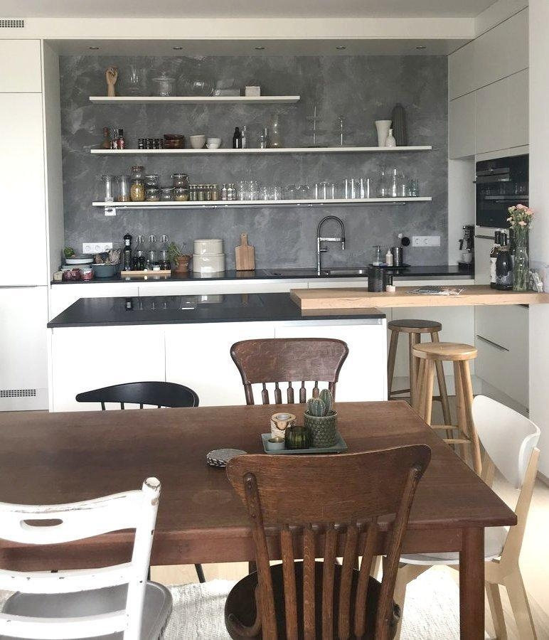 wohnk chen gem tlich einrichten so geht 39 s. Black Bedroom Furniture Sets. Home Design Ideas