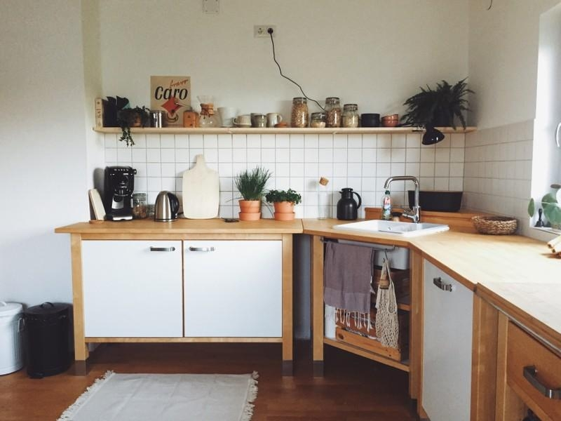 Küche. #kitchen #shelfie #selfmade #diy #regal #urban #interior #home