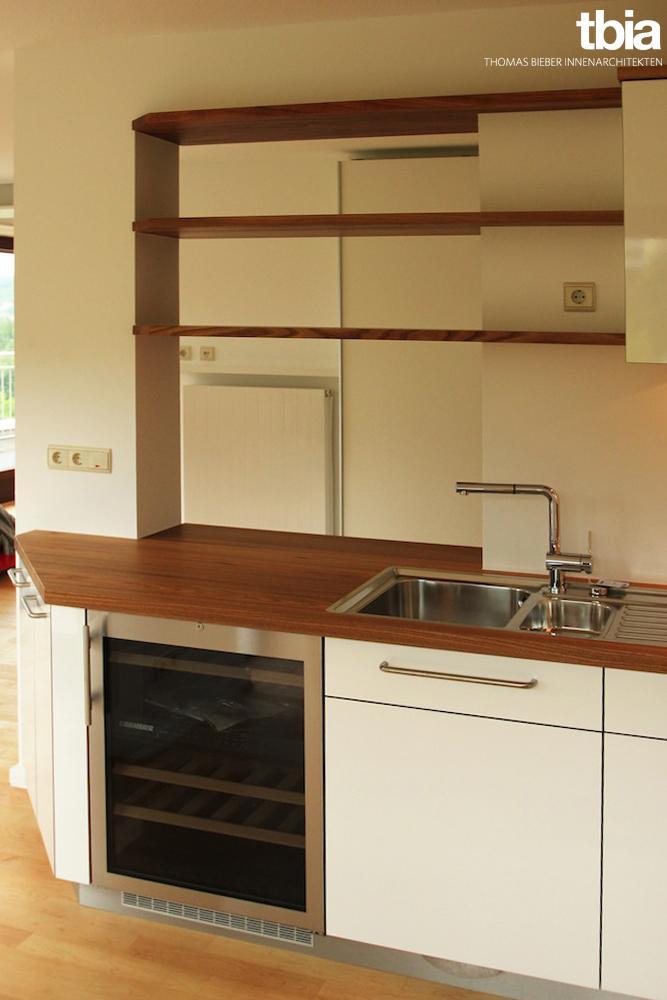 Stunning Durchreiche Kuche Wohnzimmer Modern Images - House Design