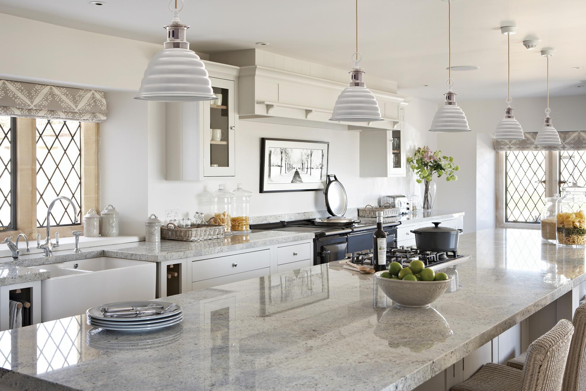 Küche Mit Marmorplatte | Kuche Mit Marmorplatte Kuche Pendelleuchte Zimmer