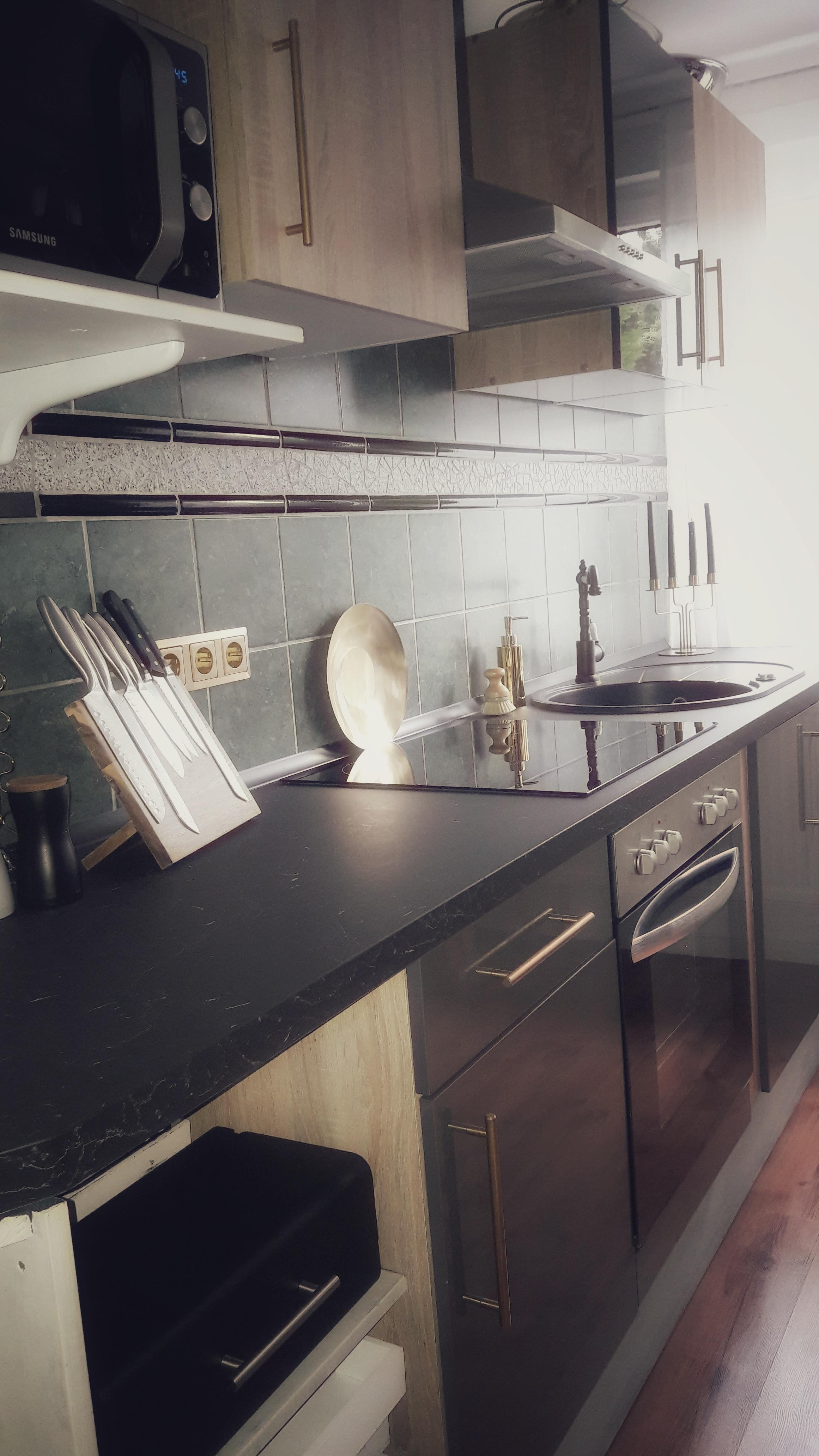Granitplatte Für Küche. Küche Landhausstil Pinterest Design ...