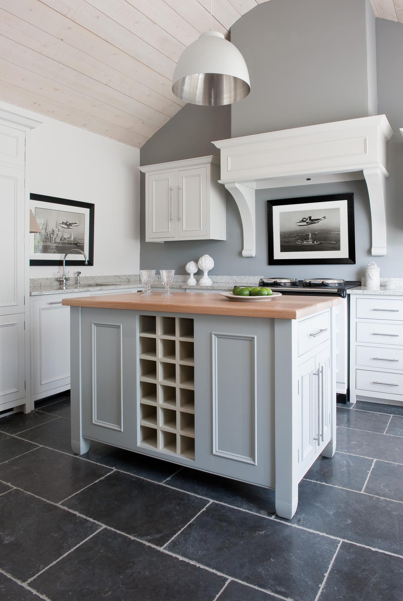 Küchenblock im Landhausstil #landhausstil #küchenblo... • COUCHstyle | {Küchenzeilen landhausstil 4}