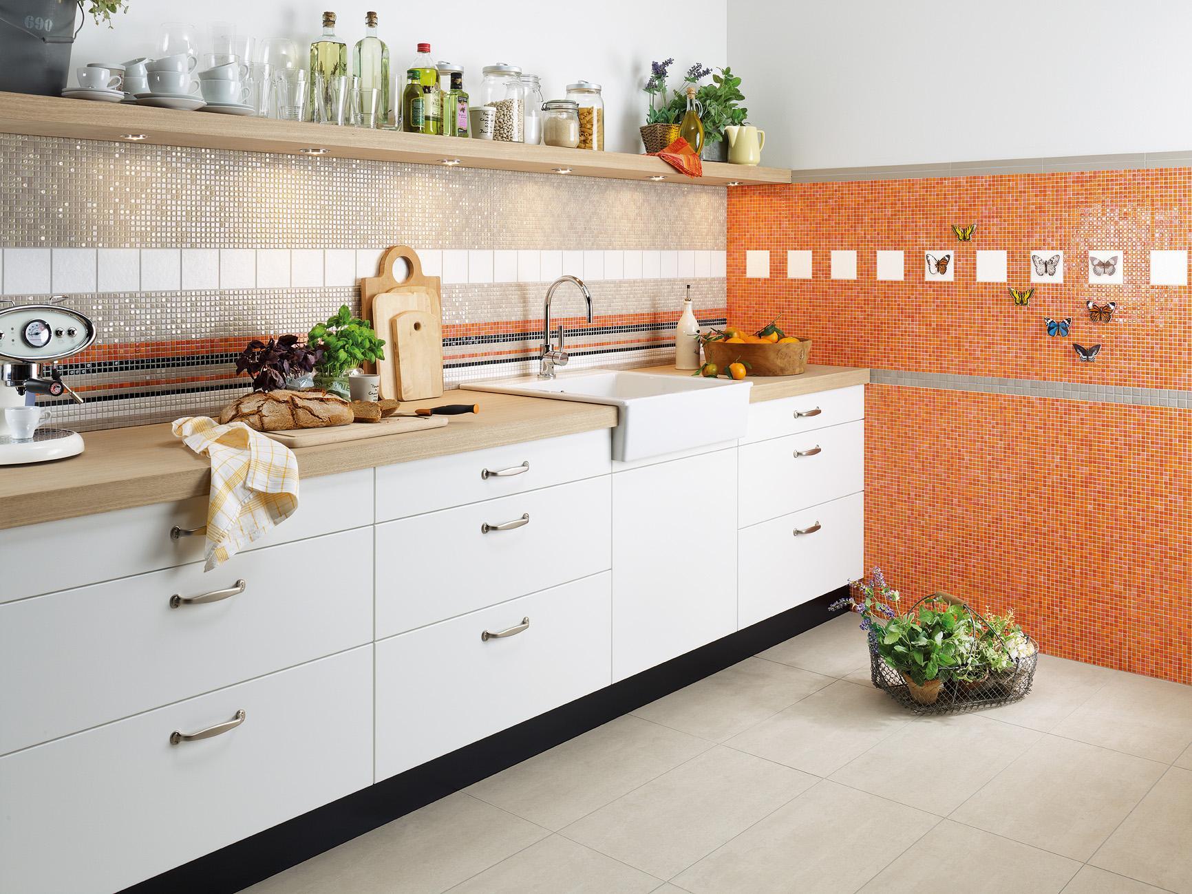Bunte Mosaikfliesen Bilder Ideen Couch