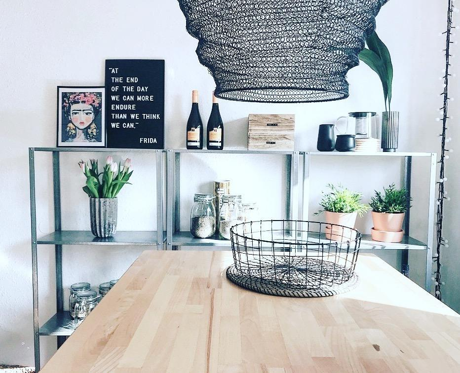 Küchenliebe. 