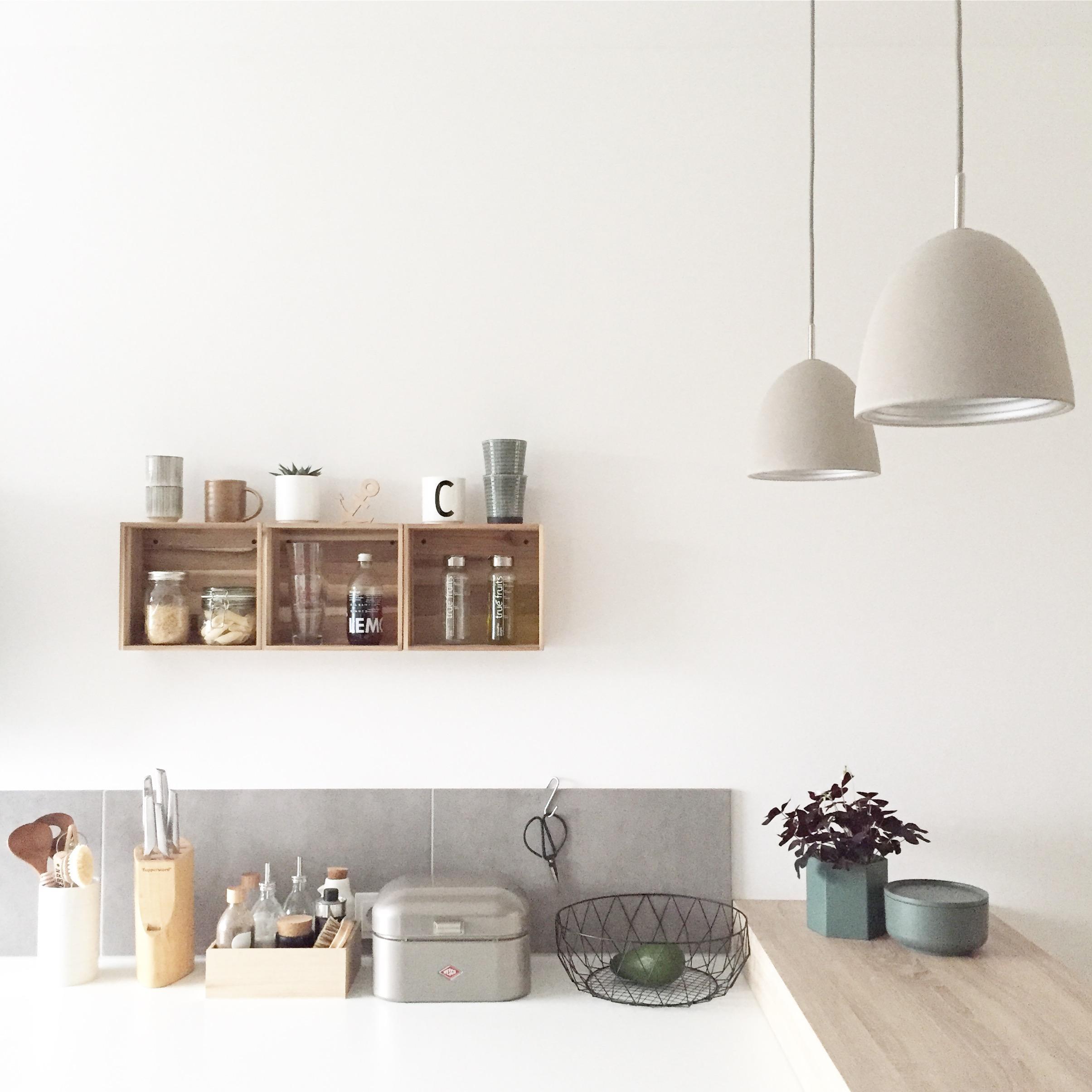Wandregale für küche  Küchenregale • Bilder & Ideen • COUCHstyle