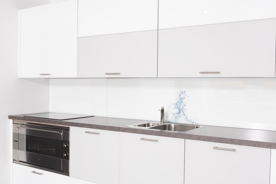 Alternative zum fliesenspiegel in der küche  Küchenrückwand Seite 2 • Bilder & Ideen • COUCHstyle