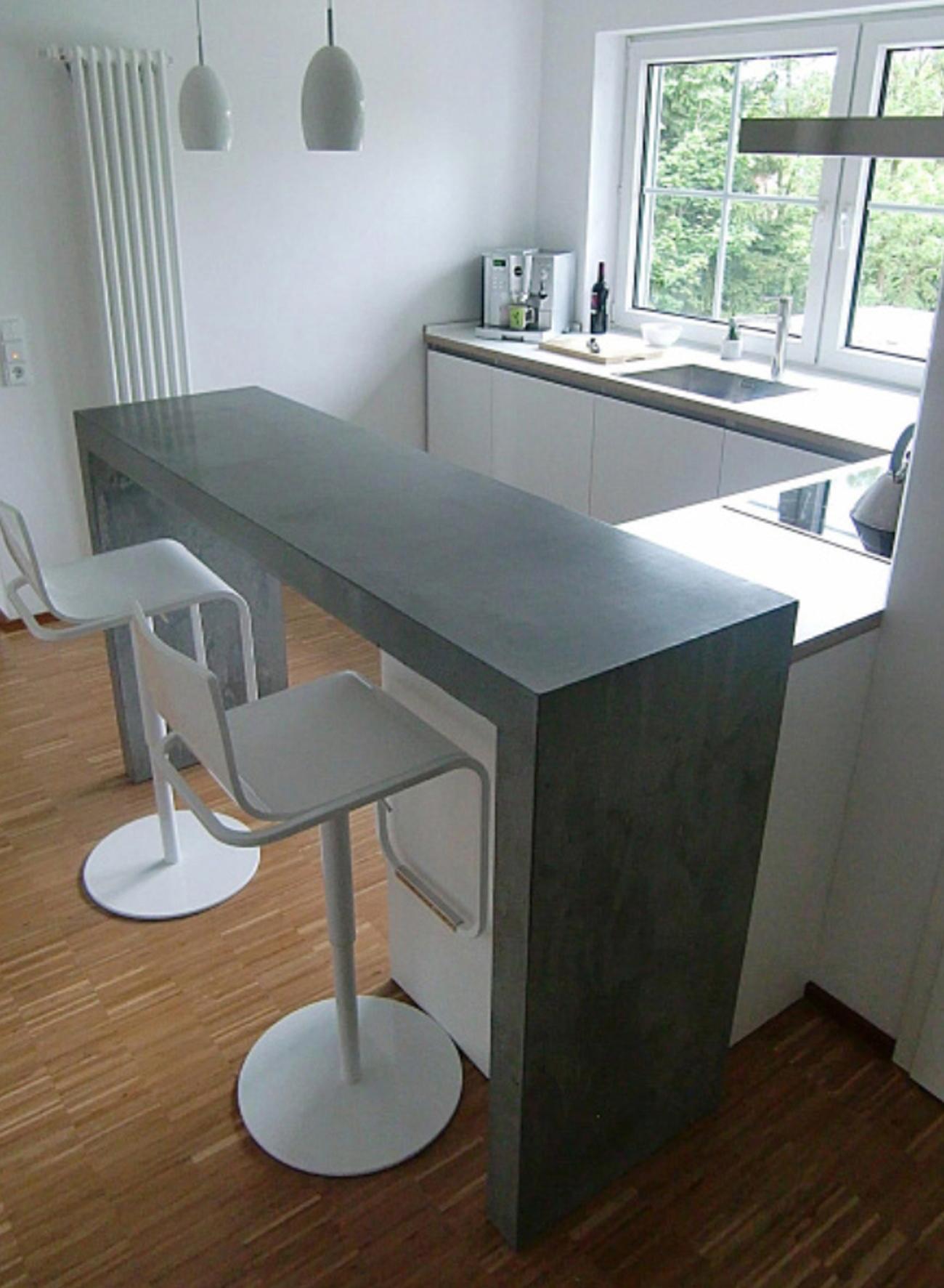 Hölzerne Küchentheke • Bilder & Ideen • COUCH