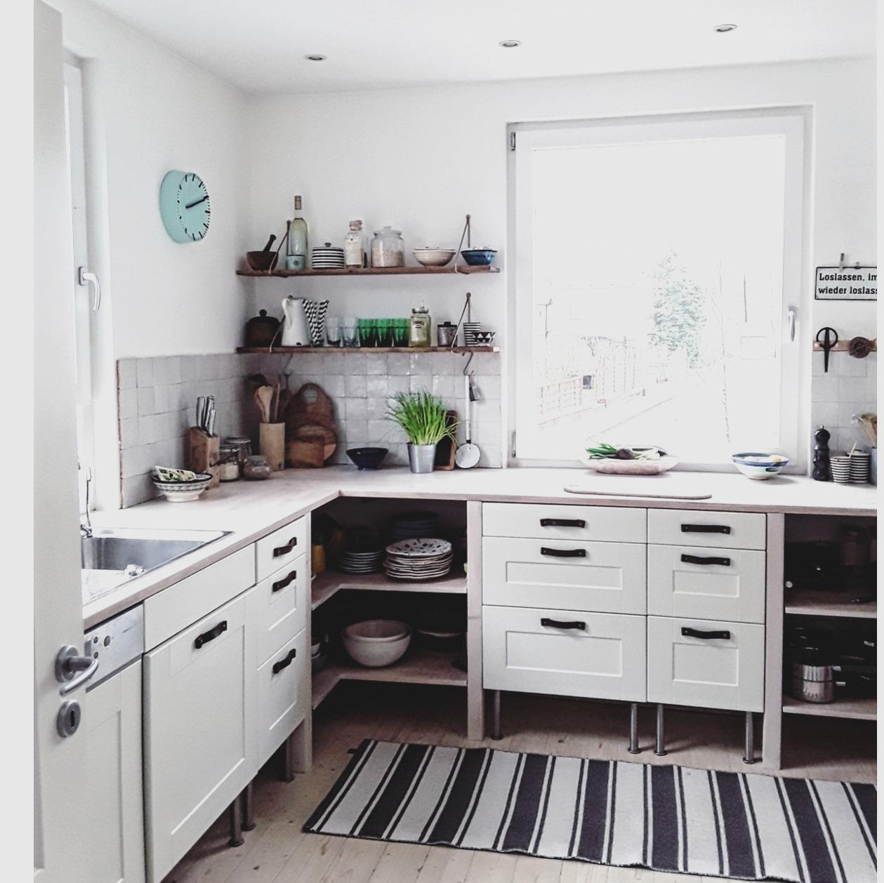 Offene Kuche Ideen So Schon Konnen Wohnkuchen Sein