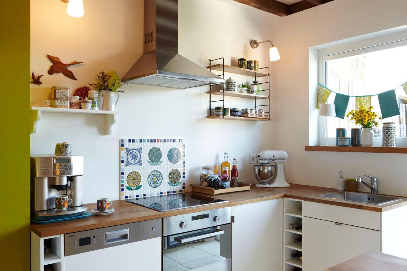 Edelstahl Küchenzeile • Bilder & Ideen • COUCHstyle