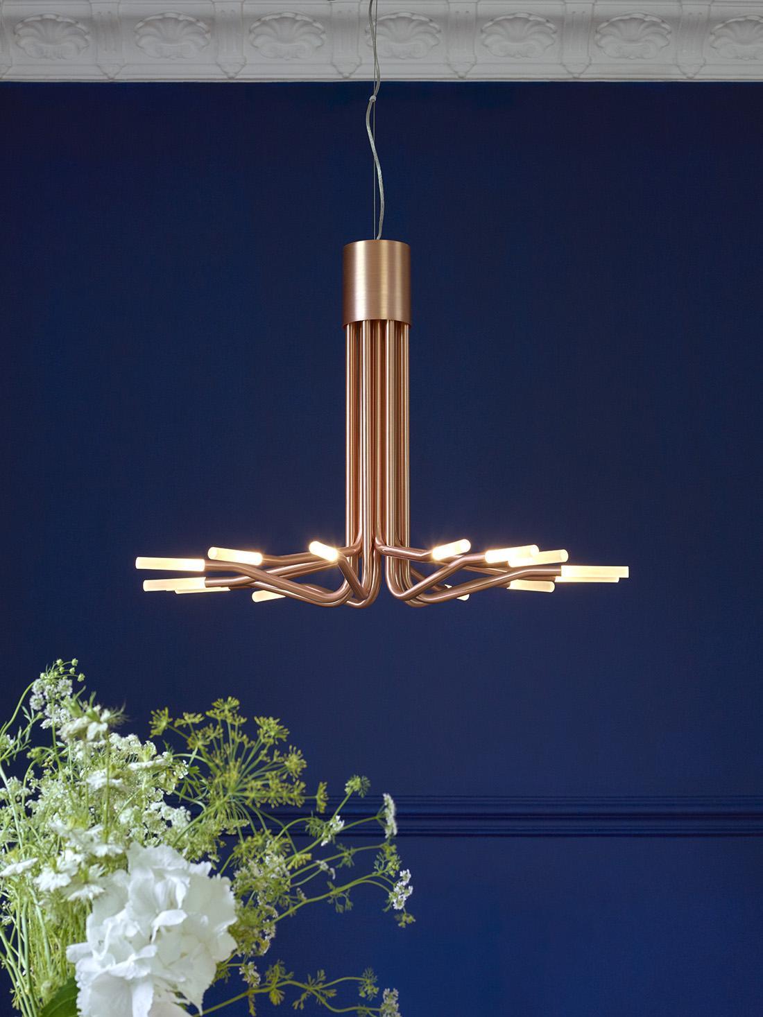 Kupfer Lampe Bilder Ideen Couch