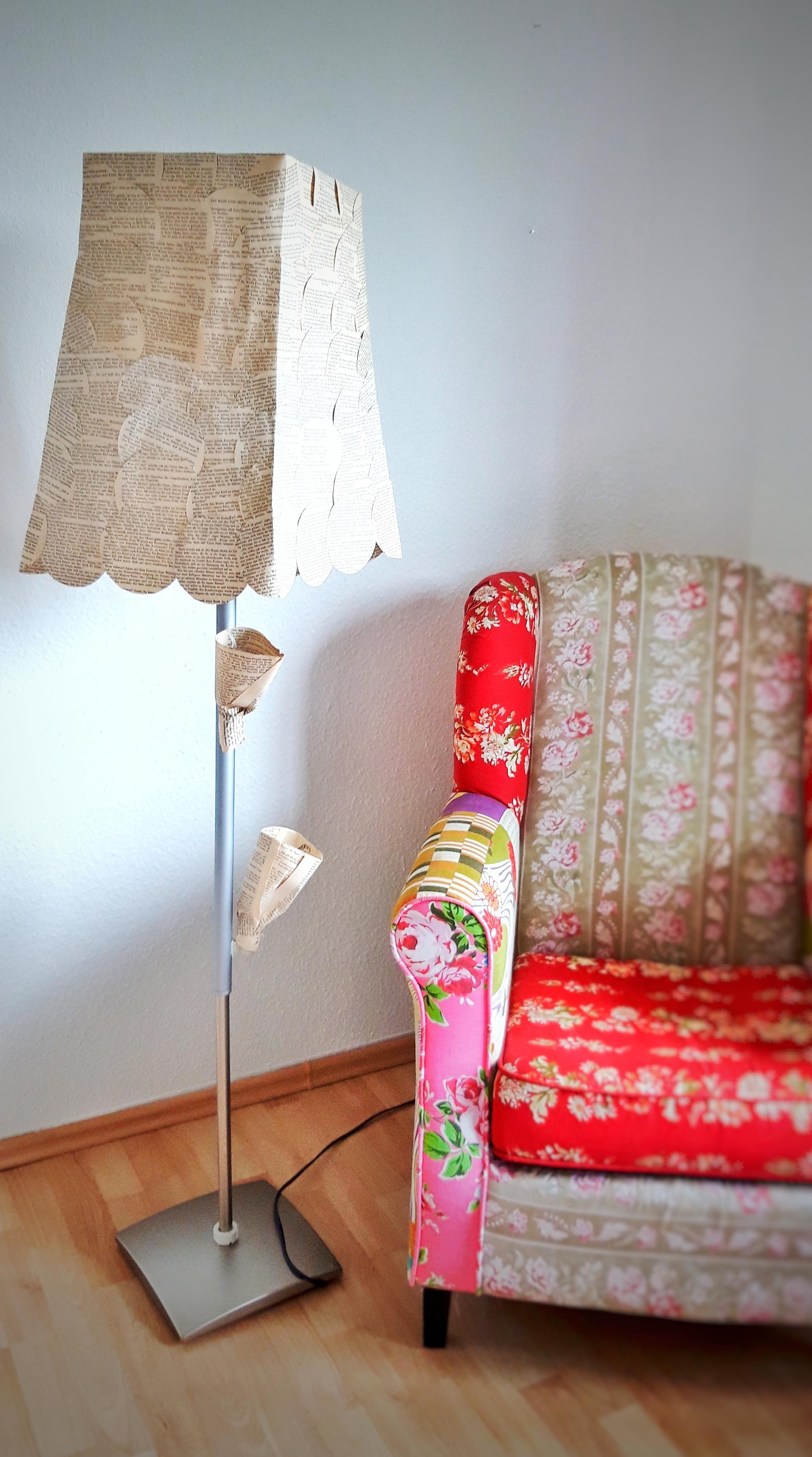 Stehlampe Lampenschirme Ikea