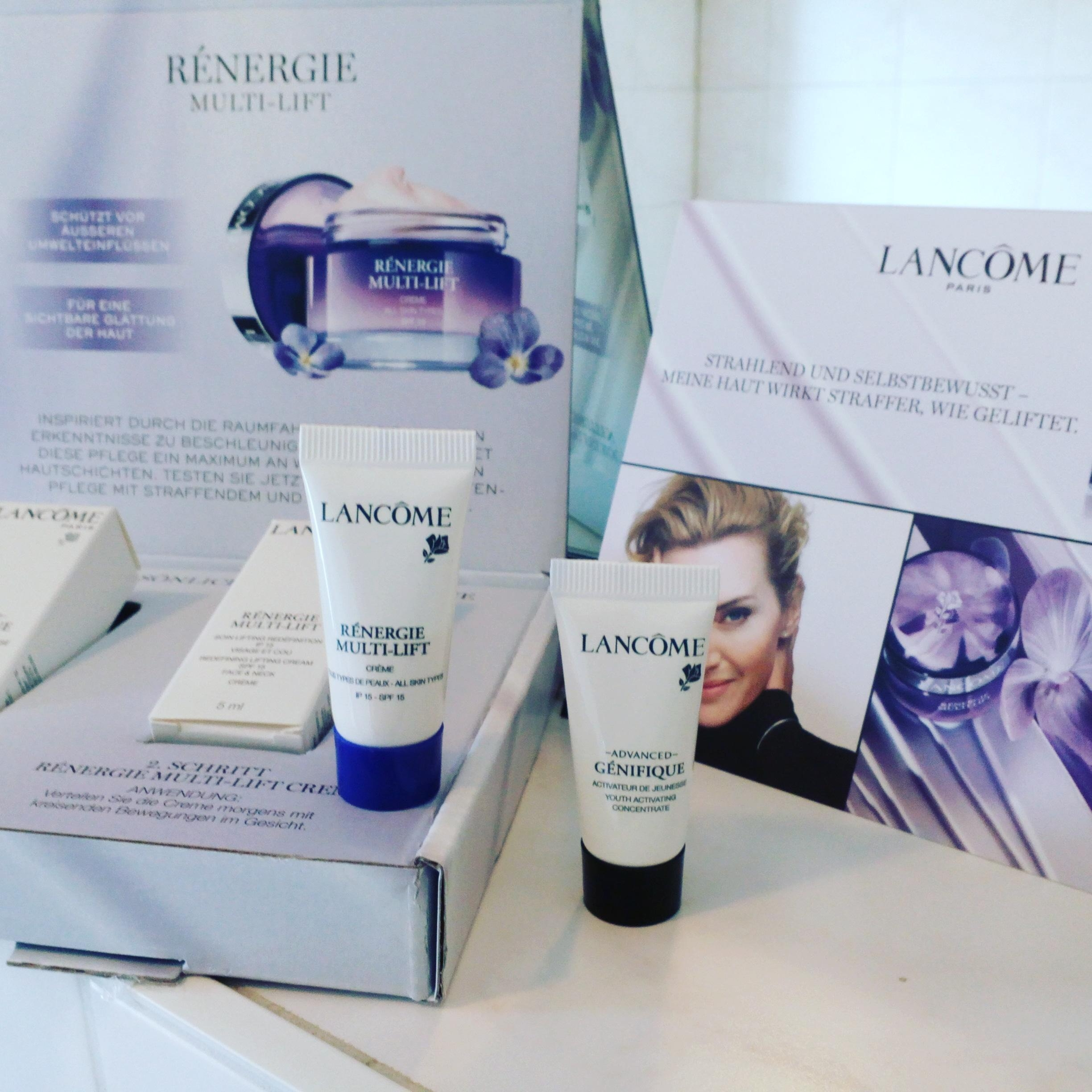 #Lancome#Beauty#Kosmetic#Lifting#Antiagepflege#