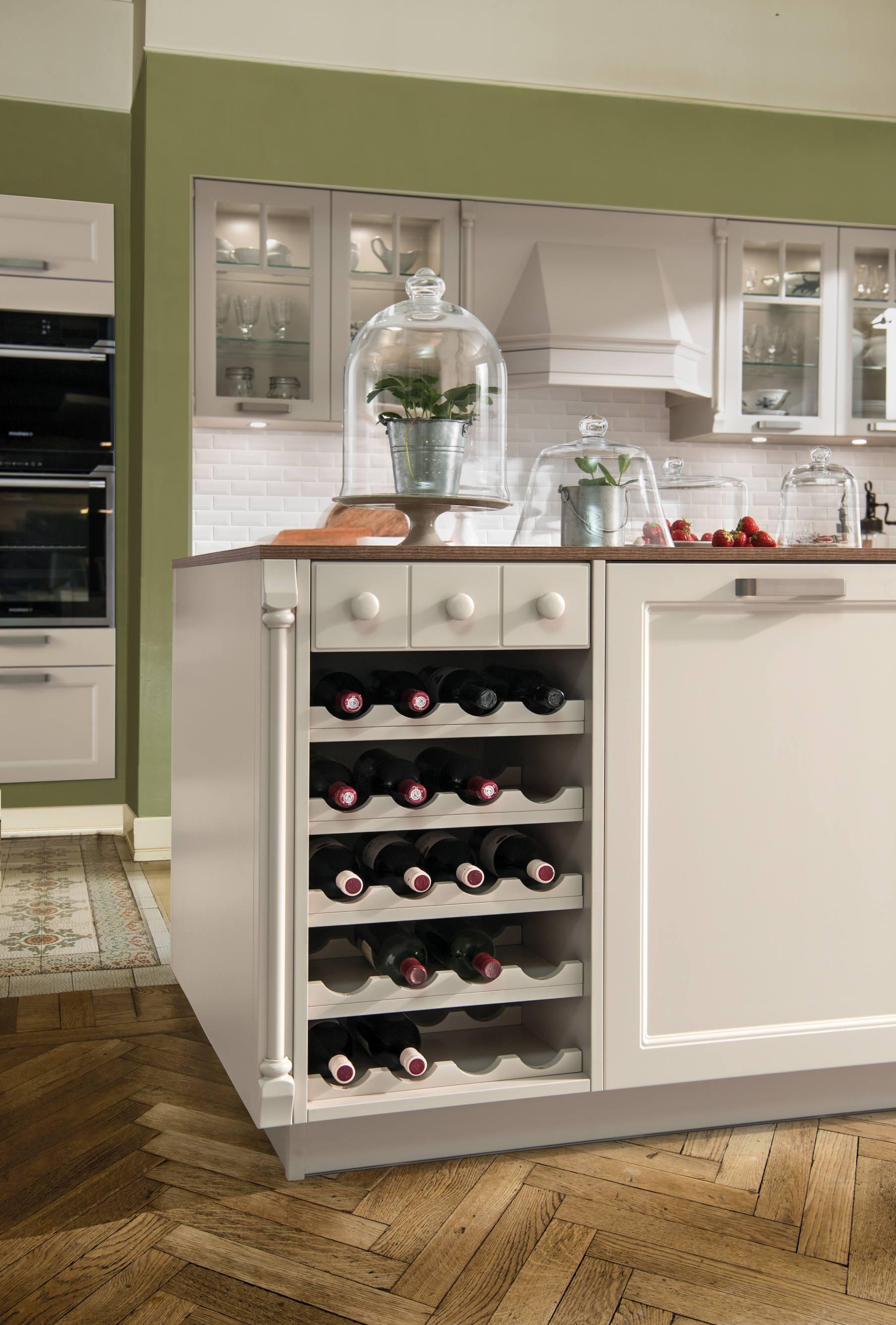 Uberlegen #Landhausküche, #Cottage, Moderne Nostalgie U2013 Die Scarlett Vison Von  SCHMIDT Küchen