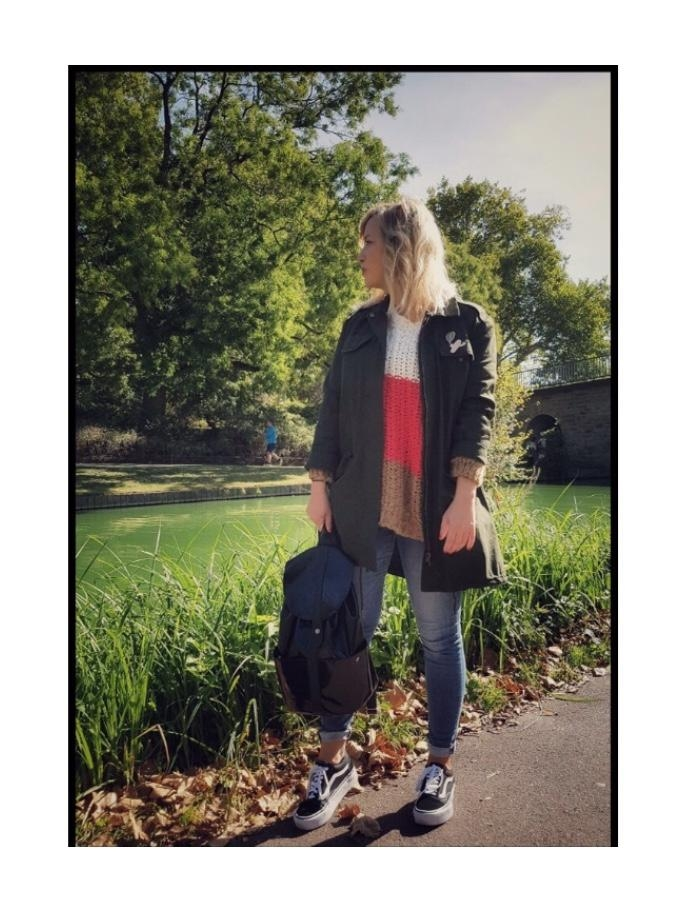 Last summer days #fashion#spätsommer#strick#ootd#autumn#look