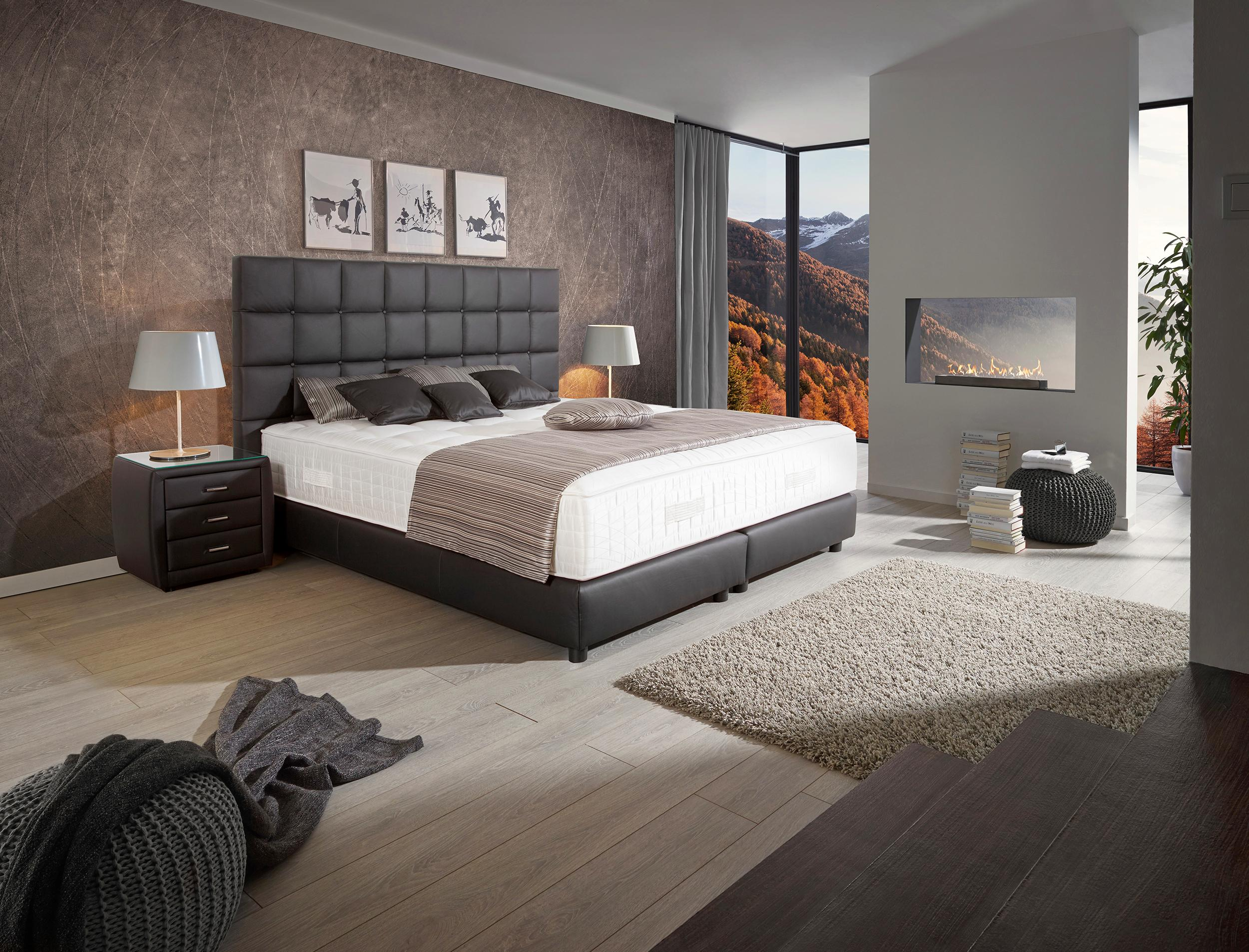 schlafzimmer wandgestaltung lass dich inspirieren. Black Bedroom Furniture Sets. Home Design Ideas