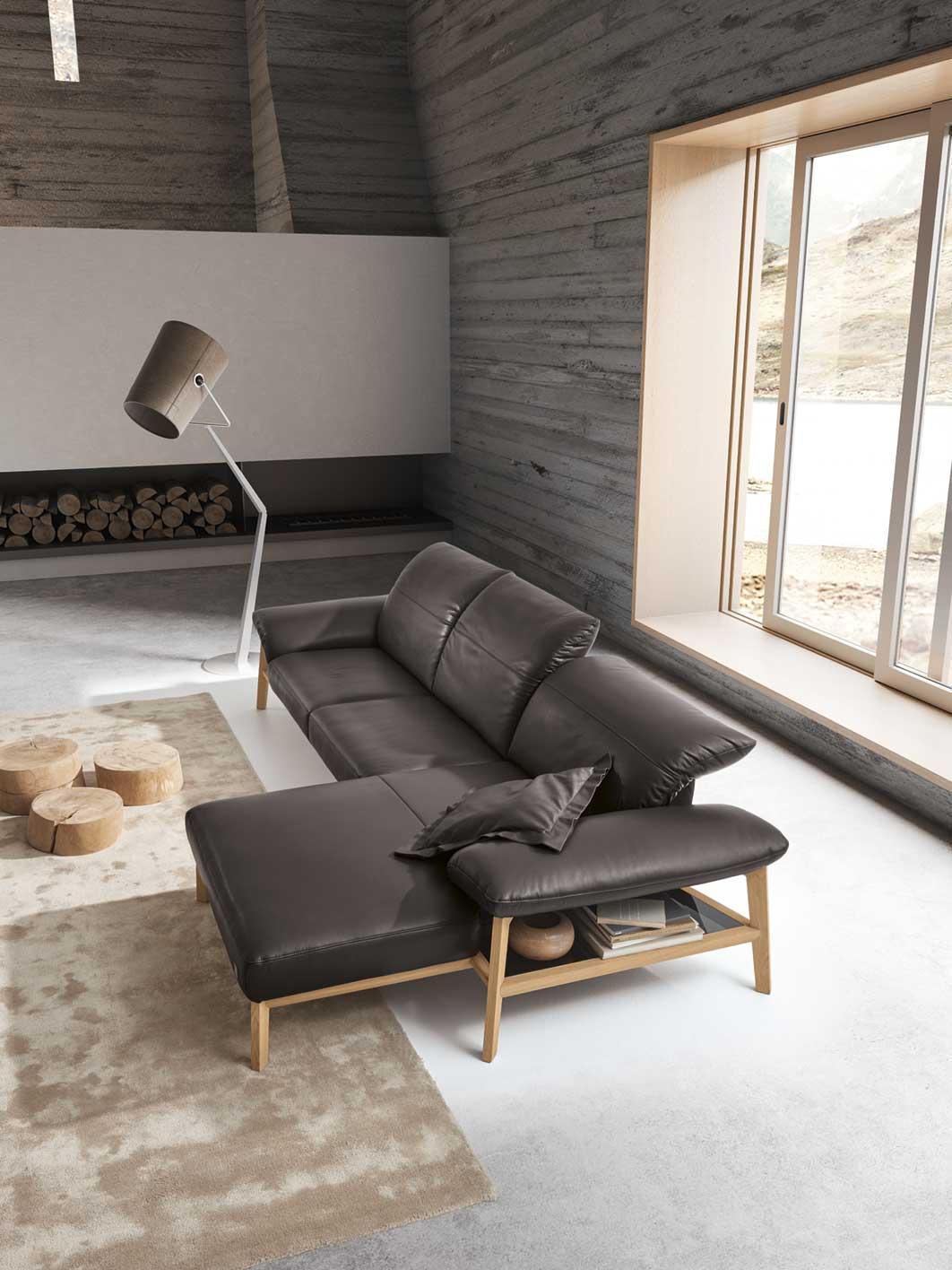 Braunes Ledersofa Bilder Ideen Couch