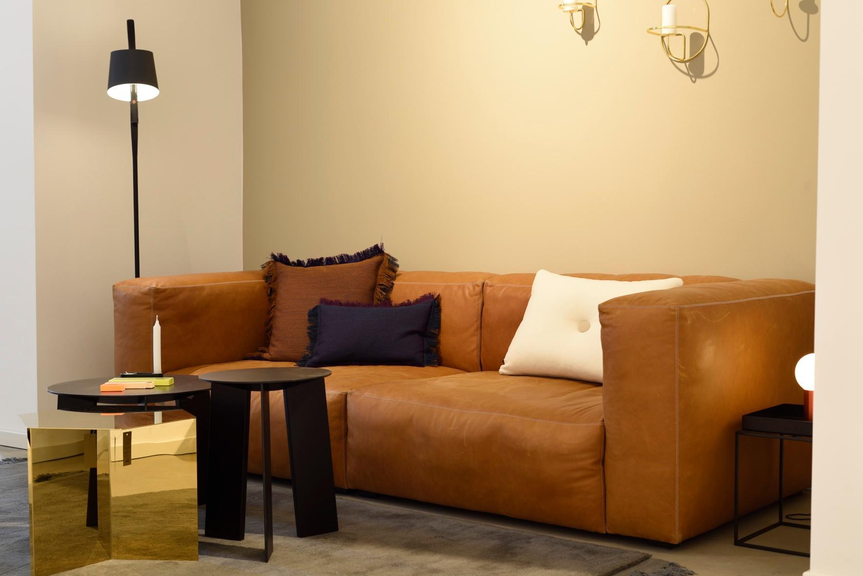 Cognacfarbenes Ledersofa Bilder Ideen Couch