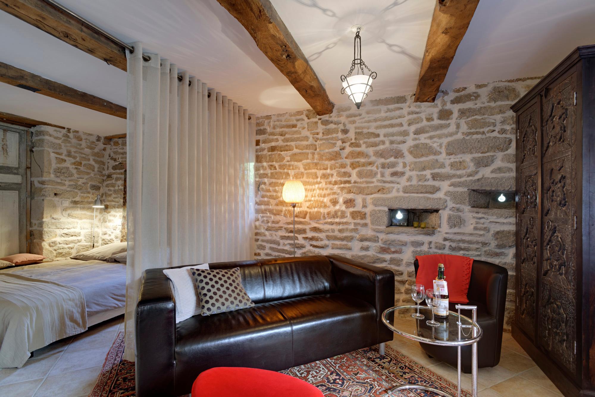 naturstein wohnzimmer. download. in fr die kaminwand. verblender, Deko ideen