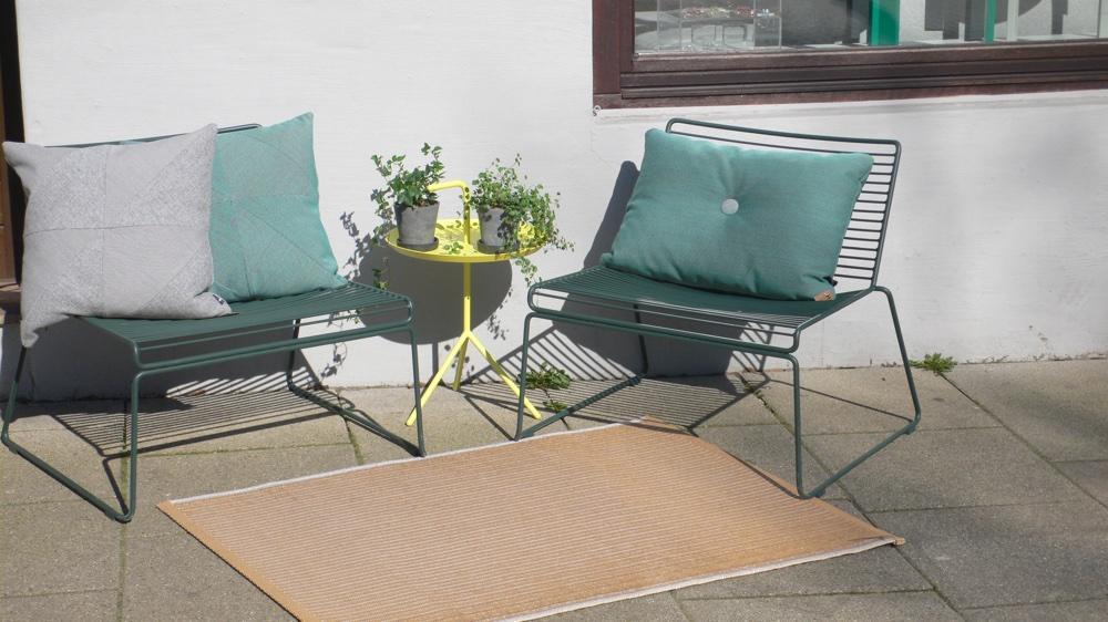 Balkonmobel Ideen Fur Den Outdoor Bereich Bei Couch