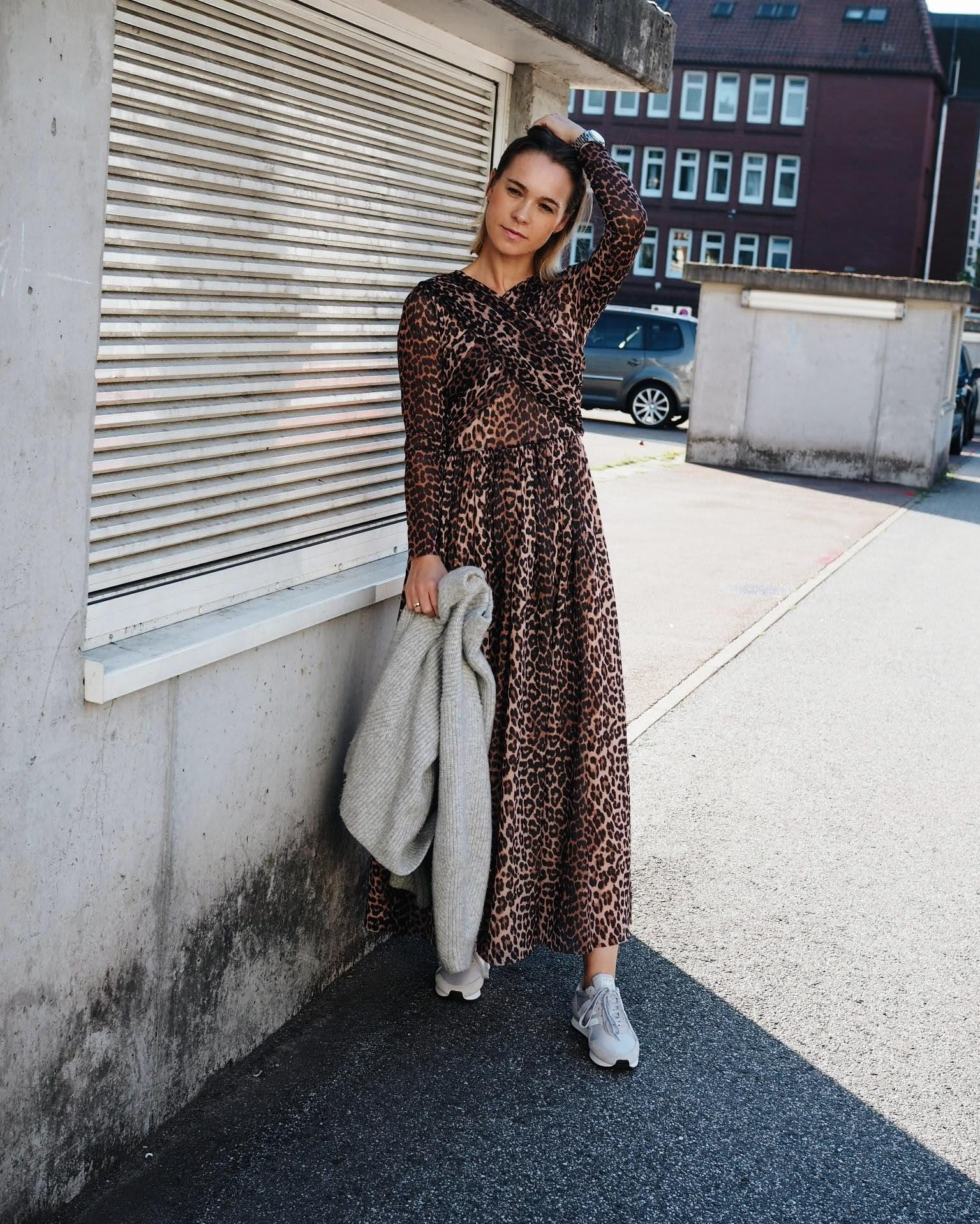 Leo Love 🐆 #fashion #streetfashion #streetstyle #outfit #ganni #leodress #leolove #leo #fashioncrush