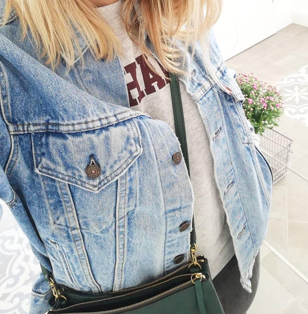 #levis #denim #jeansjacke #casual