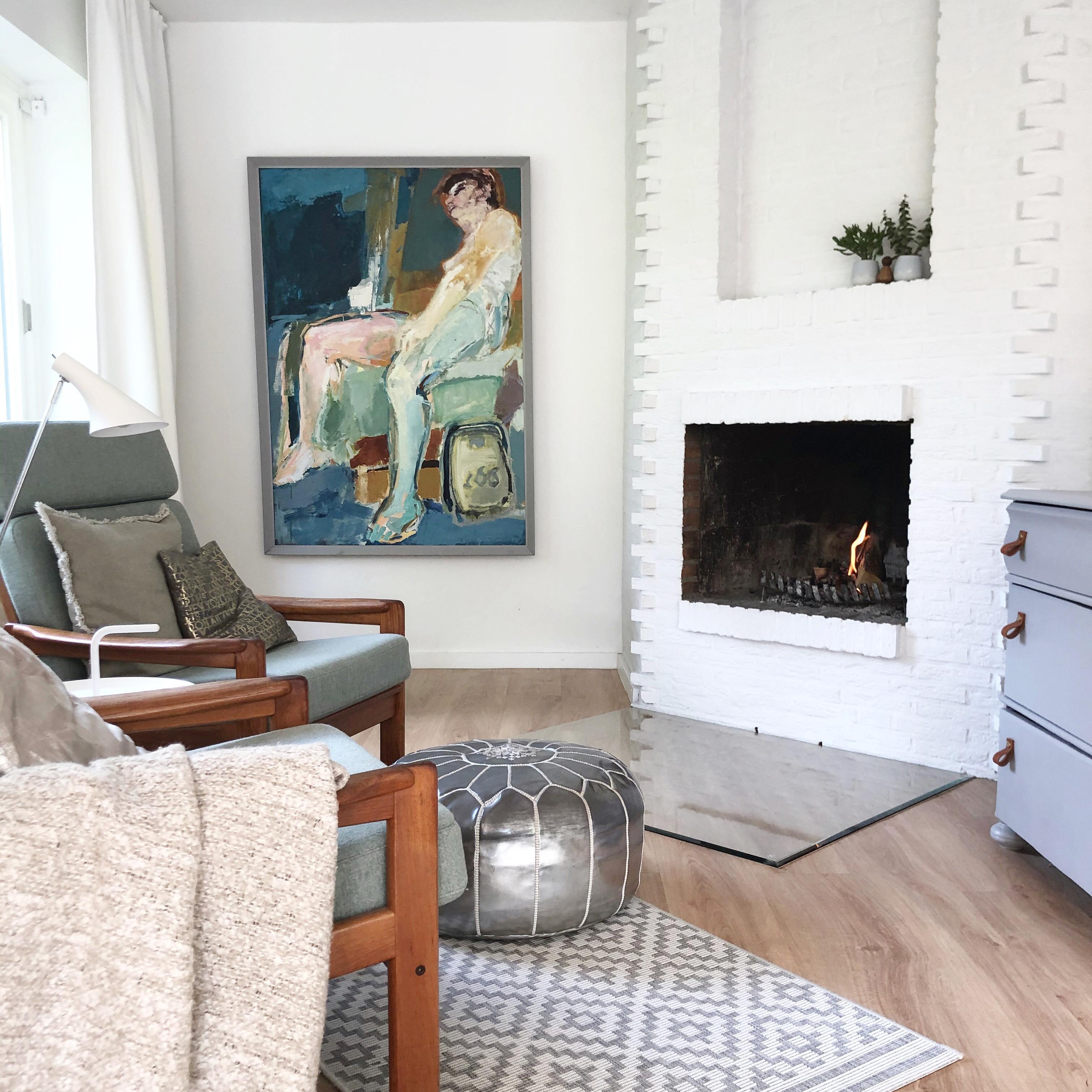 Kaminecke Bilder Ideen Couch