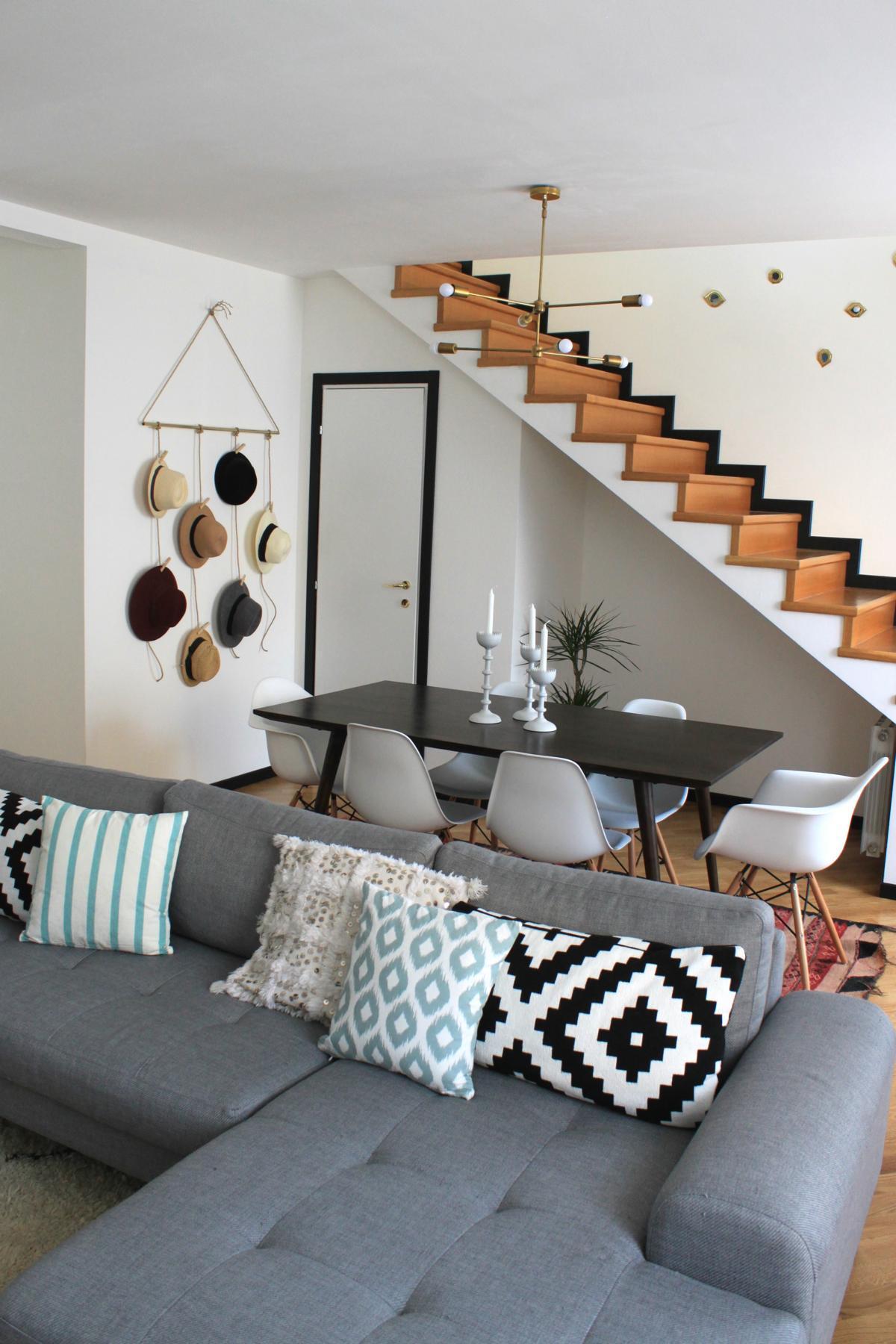 Living Room Project Cool Flat Wohnzimmerdeko Wohnesszimmer Zimmergestaltung Cseverinepillerdesign