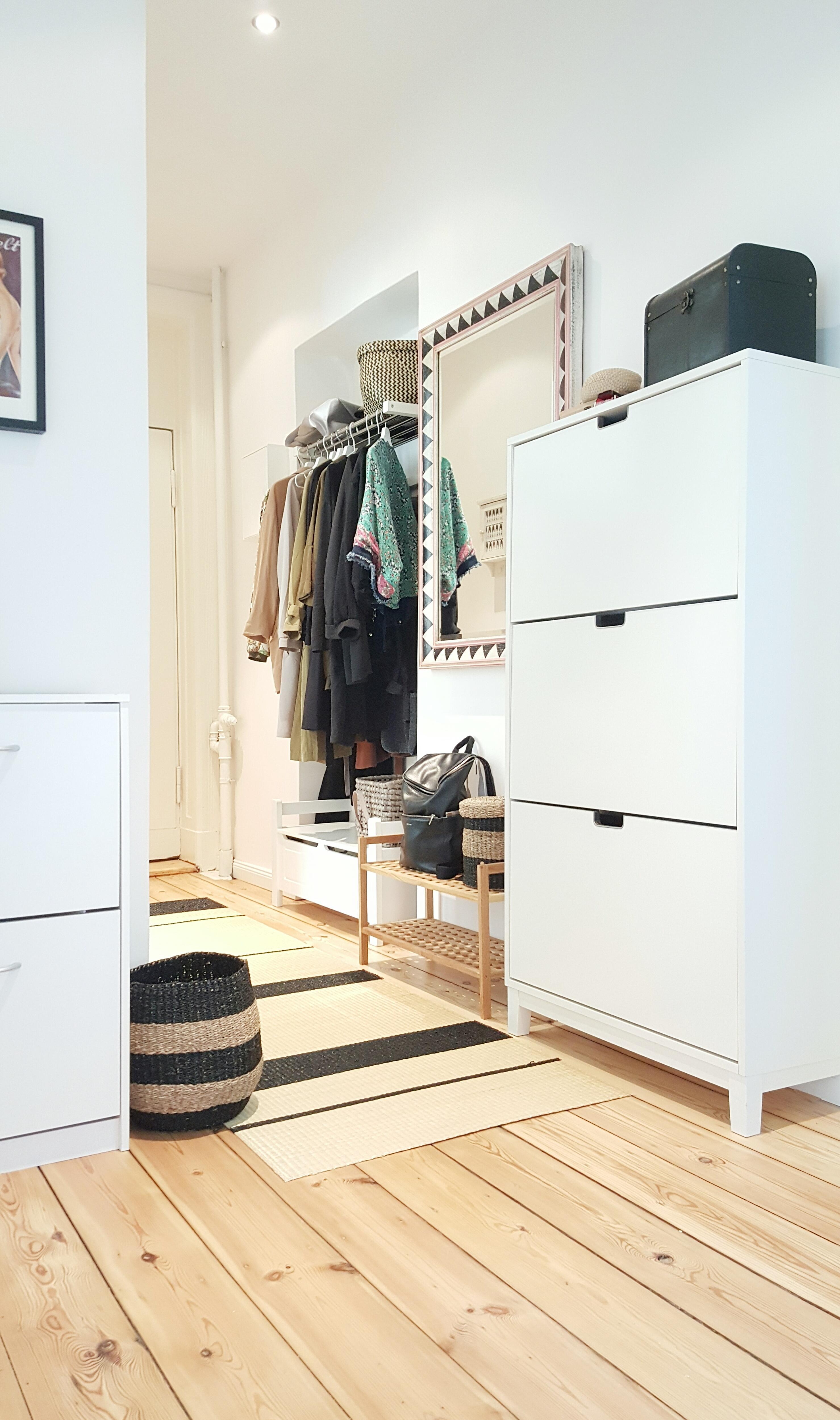 Flur bilder ideen couchstyle for Garderobe 33 style blog