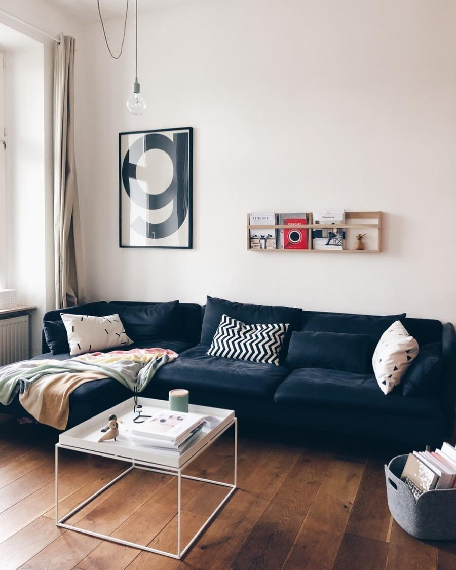 #livingroom #altbauwohnung #hay #traytable #muuto #playtype #foxypotato #magazinerack #fermliving #ikea #couchstyle
