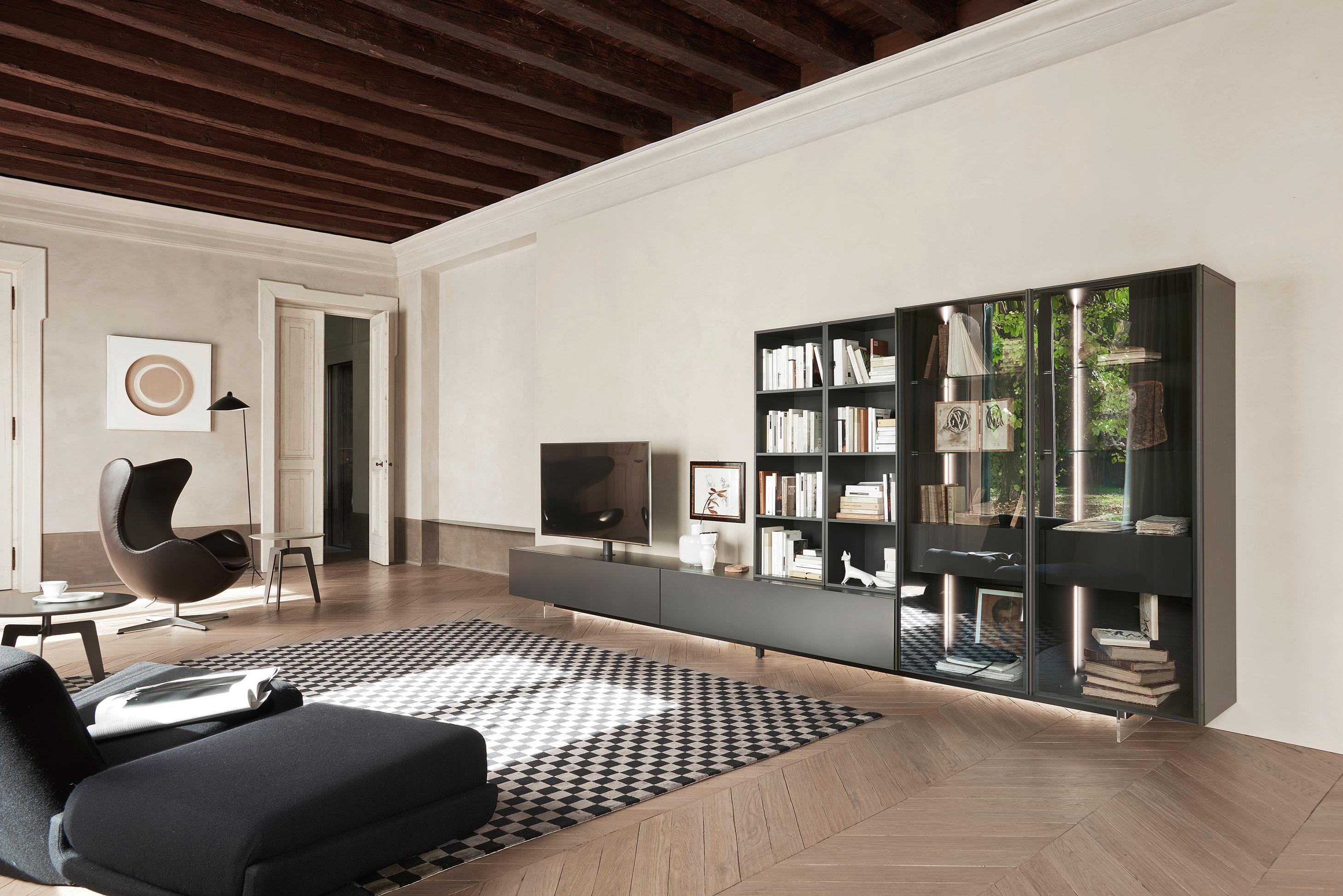 88 wohnzimmerschrank freistehend details