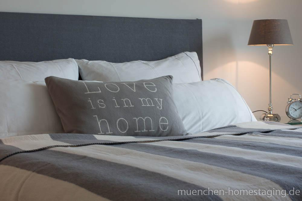 Love is in my home #bett ©Münchner Home Staging Agentur