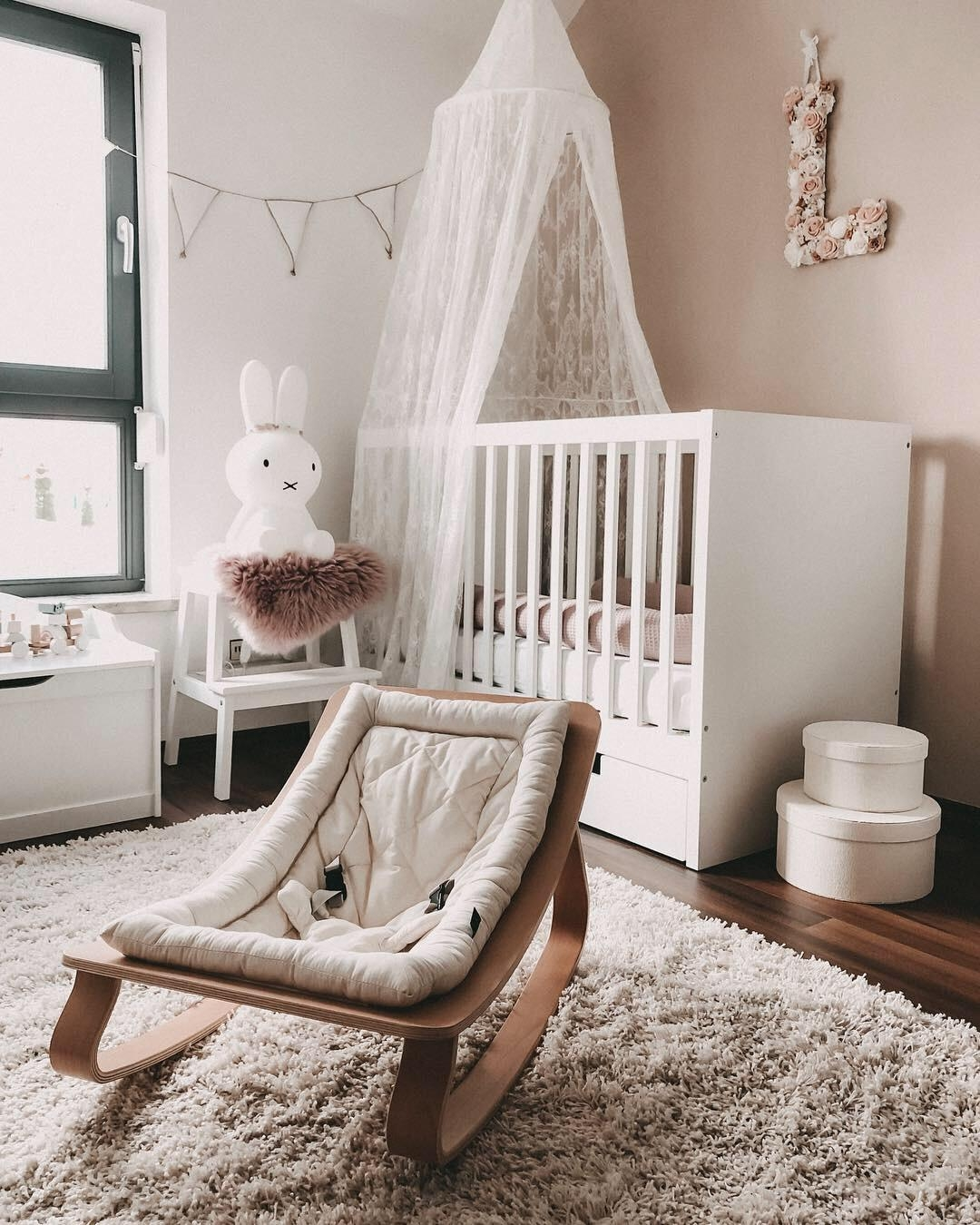 Love this Room for our Babygirl #babygirl #readyforyou #mädchenzimmer