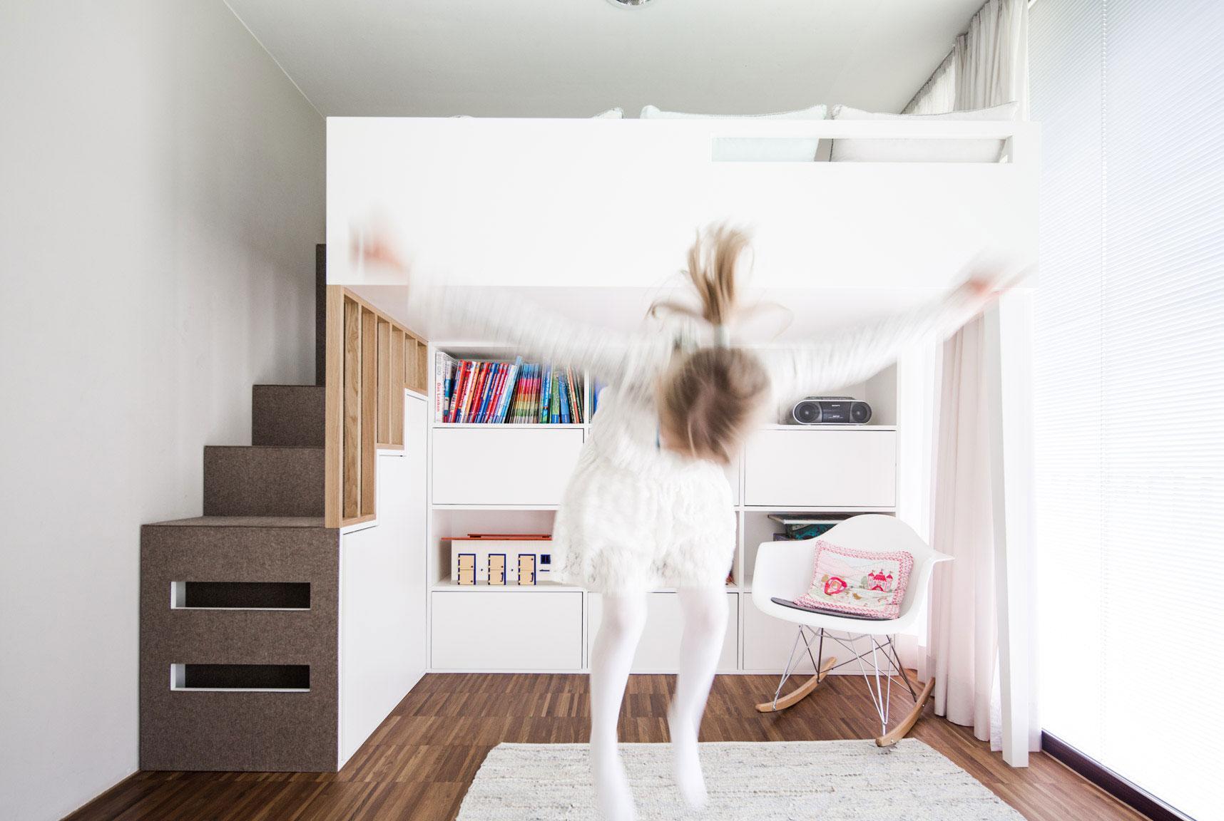 Kinderhochbett design  Hochbett • Bilder & Ideen • COUCHstyle