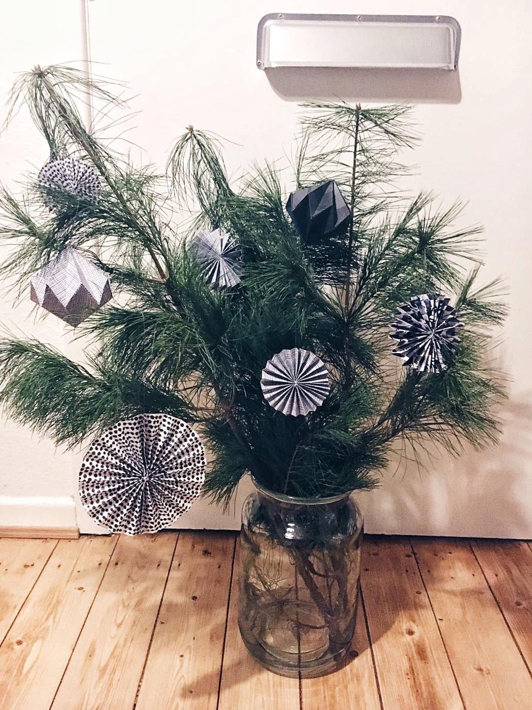 Diy weihnachtsdeko selber basteln bilder ideen - Weihnachtsdeko wohnung ...
