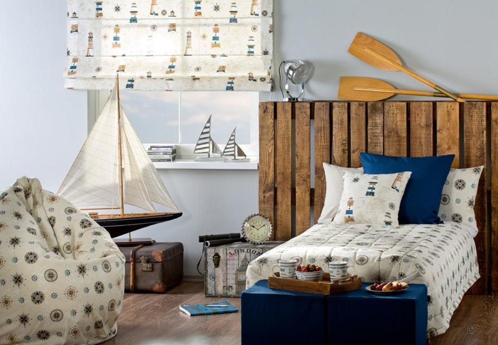 Kinderzimmer Maritim | Maritimes Kinderzimmer Bilder Ideen Couch