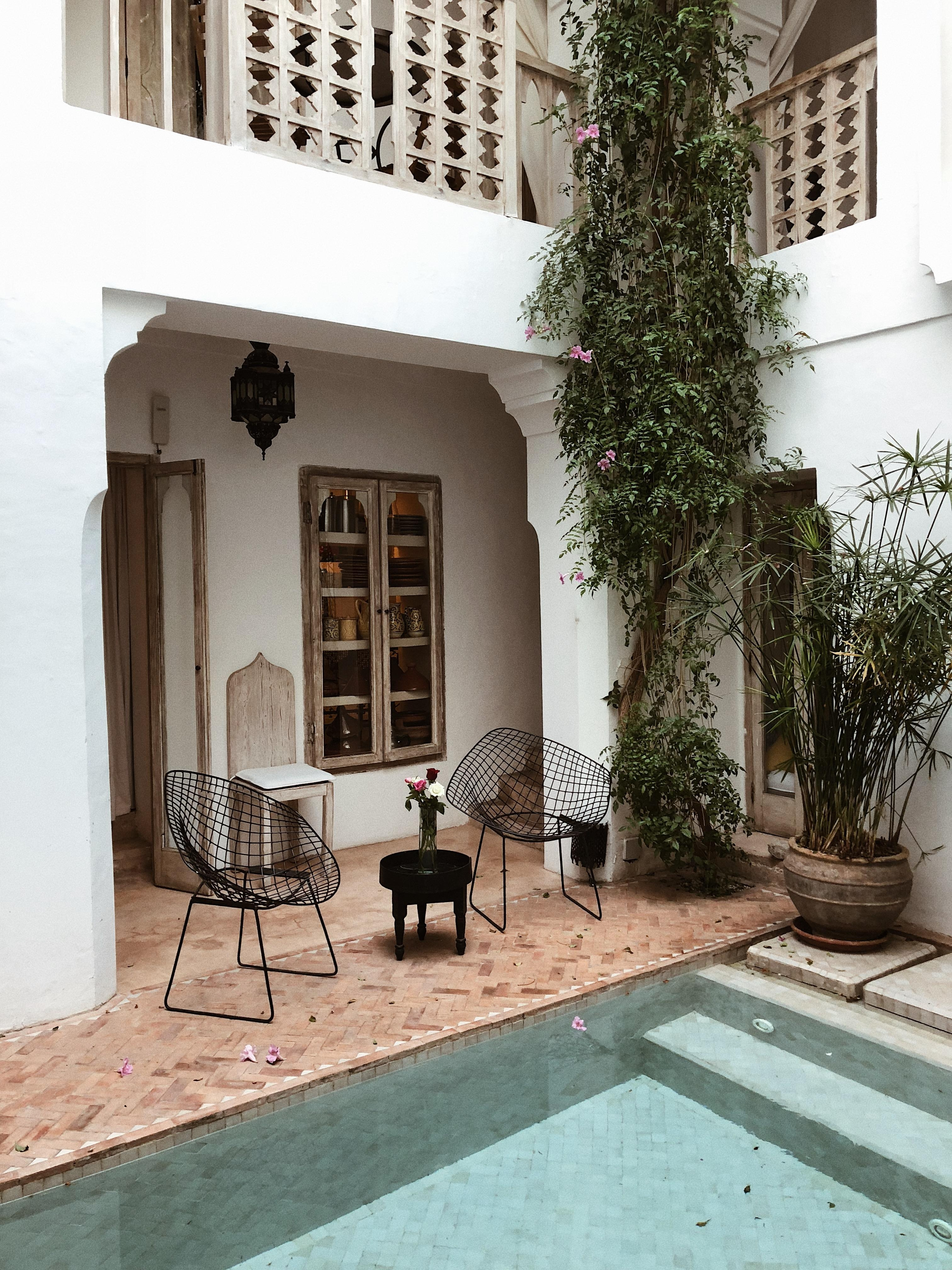 #marrakech #riad #dream #harrybetoia