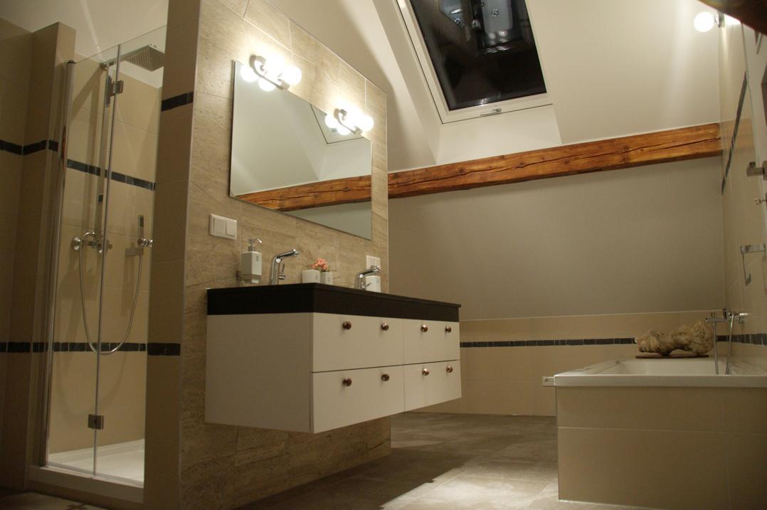 Badezimmer Dachgeschoss | Badezimmer Dachschrage Bilder Ideen Couchstyle